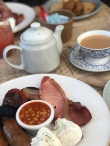 The Church Green Lymm Breakfast Menu